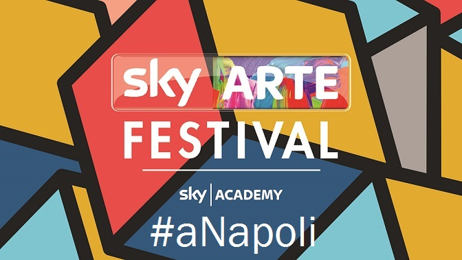 Sky Arte Festival a Napoli