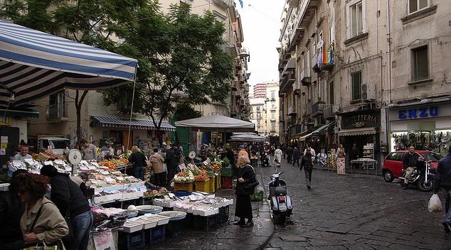 Un giro per il quartiere San Giuseppe