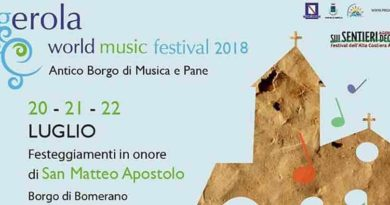 AGEROLA WORLD MUSIC