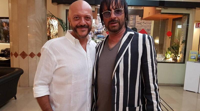 I doppiatori Christian Iansante e Roberto Pedicini tornano a Napoli