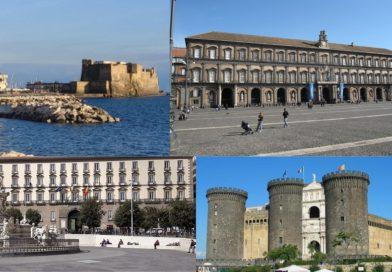 LA NAPOLI REGALE: dal Maschio Angioino al Castel Dell'Ovo sulle tracce di nobili e sovrani